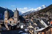 Landscape of Alpes — Stock Photo