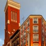 Iglesia de la Santa Cruz, Madrid — Stock Photo #12869719