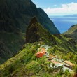 Masca Village in Tenerife - Stock Photo