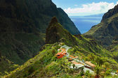 Masca Village in Tenerife — Stock Photo