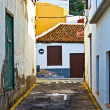 Garachico Rural Streets, Tenerife — Stock Photo