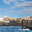 Garachico Village, Tenerife — Stock Photo