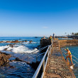 Stock Photo: Natural Pools in Puerto de lCruz, Tenerife