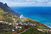 Taganana Village, Tenerife — Stock Photo