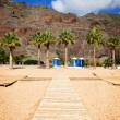 Las Teresitas Beach, Tenerife — Stock Photo #18173489