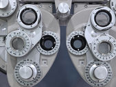 Optometrist Diopter — Stock Photo