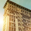 Stock Photo: Classic Style Architecture in Manhattan