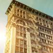 Classic Style Architecture in Manhattan — Stock Photo