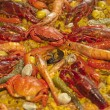 Spanish Paella Background — Stock Photo #23896419