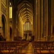Interior of Orleans Cathedral — Stock Photo
