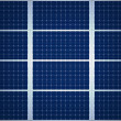 Solar Panel Background — Foto de Stock