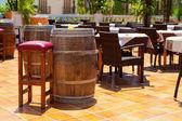 španělský tapas bar — Stock fotografie