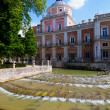 Royal Palace of Aranjuez, Madrid - Lizenzfreies Foto