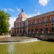 Royal Palace of Aranjuez, Madrid — Stock fotografie