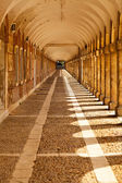 Medieval Corridor — Stock Photo