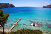 Idyllic View in Mallorca Island — Stock Photo
