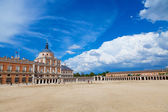 Royal Palace of Aranjuez, Madrid, Spain — Stock Photo