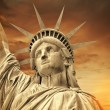 The Liberty Statue, New York — Stock Photo