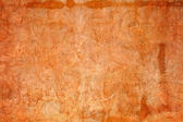 Orange Stucco Wall — Stock Photo