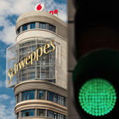 Capitol Building, Madrid — Stock Photo