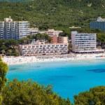Paguera Beach, Mallorca — Stock Photo