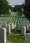 Cimitero nazionale di Arlington — Foto Stock