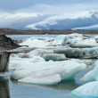 Jokulsarlon Lake, Iceland — Stock Photo #50540025