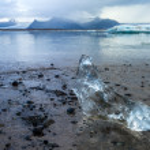 Jokulsarlon Lake, Iceland — Stock Photo