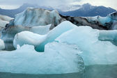 Jokulsarlon Lake, Iceland — Photo