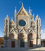 Cathedral of Siena, Tuscany, Italy — Stock Photo