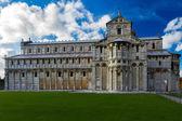 Dome of Pisa, Tuscany, Italy — Stock Photo