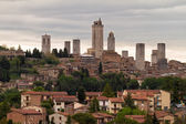Towers of San Gimignano, Tuscany, Italy — Stock Photo