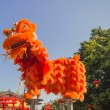 Lion dance — Stock Photo #20661931