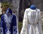 Ulusal giysiler — Stok fotoğraf