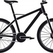 Stockvector : Bicycle