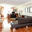 Modern living room interior - Foto Stock