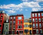 βοστώνη κτίρια — Φωτογραφία Αρχείου