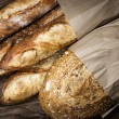 Artisan bread — Stock Photo #27797759