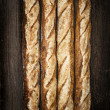Baguettes — Stock Photo