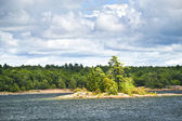 Island in Georgian Bay — Stock Photo