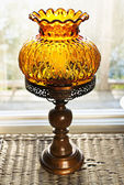 Antique lamp — Stock Photo