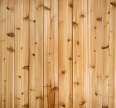 Cedar plank background — Stock Photo
