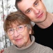 Mother and son — Stock Photo #4953661