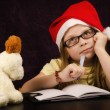 Santa brief — Stockfoto