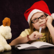 Santa-Brief — Stockfoto