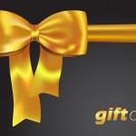 Gift card — Stock Vector #9722206