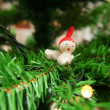 Little santa claus — Stock Photo #18124013