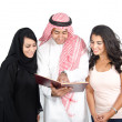 Arab Students — Stock Photo