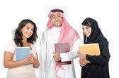 Arab Students — Stock Photo