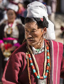 Traditional Ladakhi Man — Stock Photo